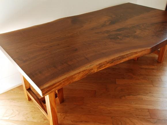 テーブル 天板 無垢板