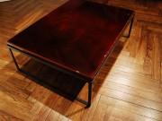 鉄脚 座卓 テーブル