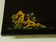漆 座卓 urushi table